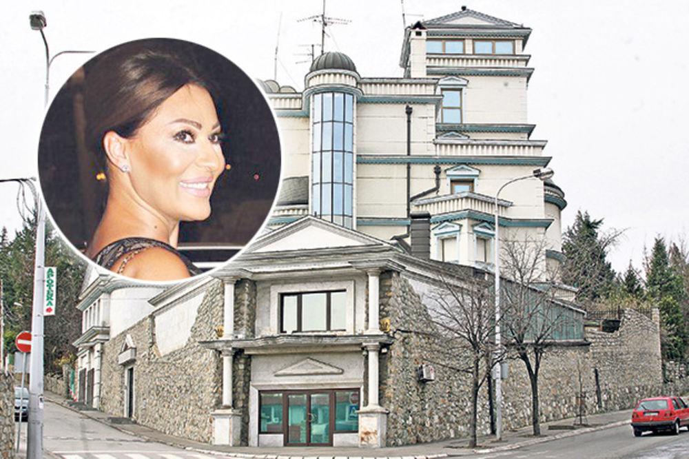CECA DOBILA SPOR: Arkanova vila ostaje u njenim rukama, Đurković najavio žalbu