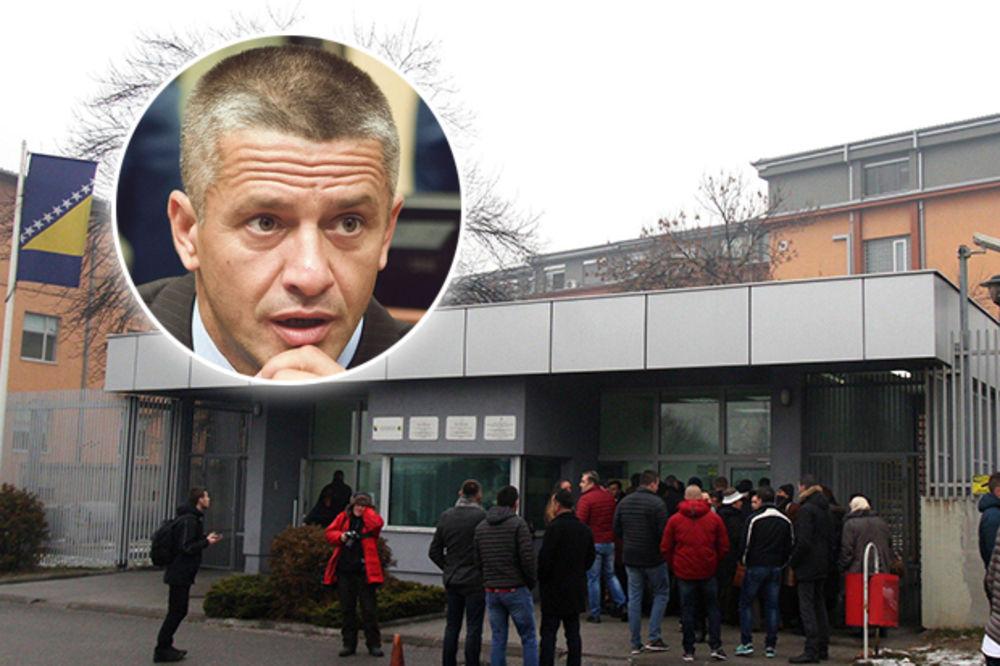 SUD BiH: Nastavljeno suđenje Naseru Oriću i Sabahudinu Muhiću