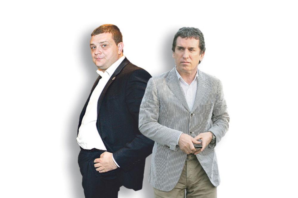 Ko je više kriv... Miloš Vazura i Dragan Đurić