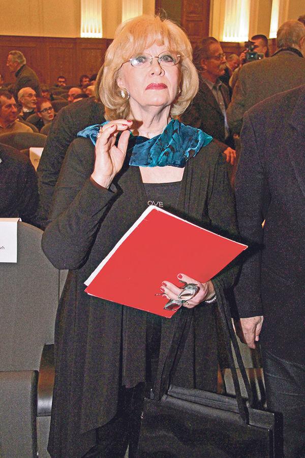 Posvećena Draganu... Milena Dravić