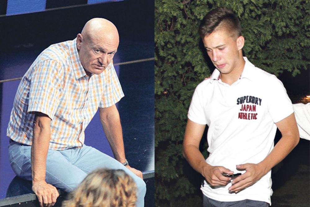 Šaban Šaulić, Luka Adžić, bolest, Foto Dragan Kadić