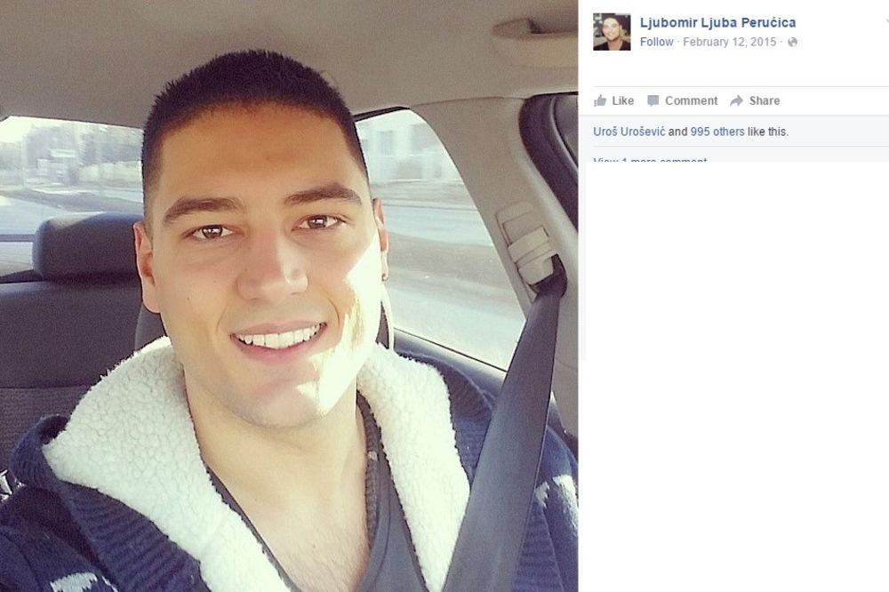 (FOTO) STARLETAN DA BUDE: Perućica se pohvalio golim selfijem, a fanovi ga žestoko isprozivali
