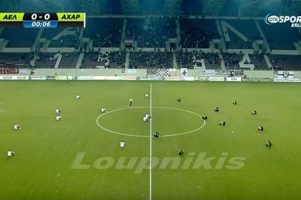 Grčka, Druga liga, Foto: Printscreen