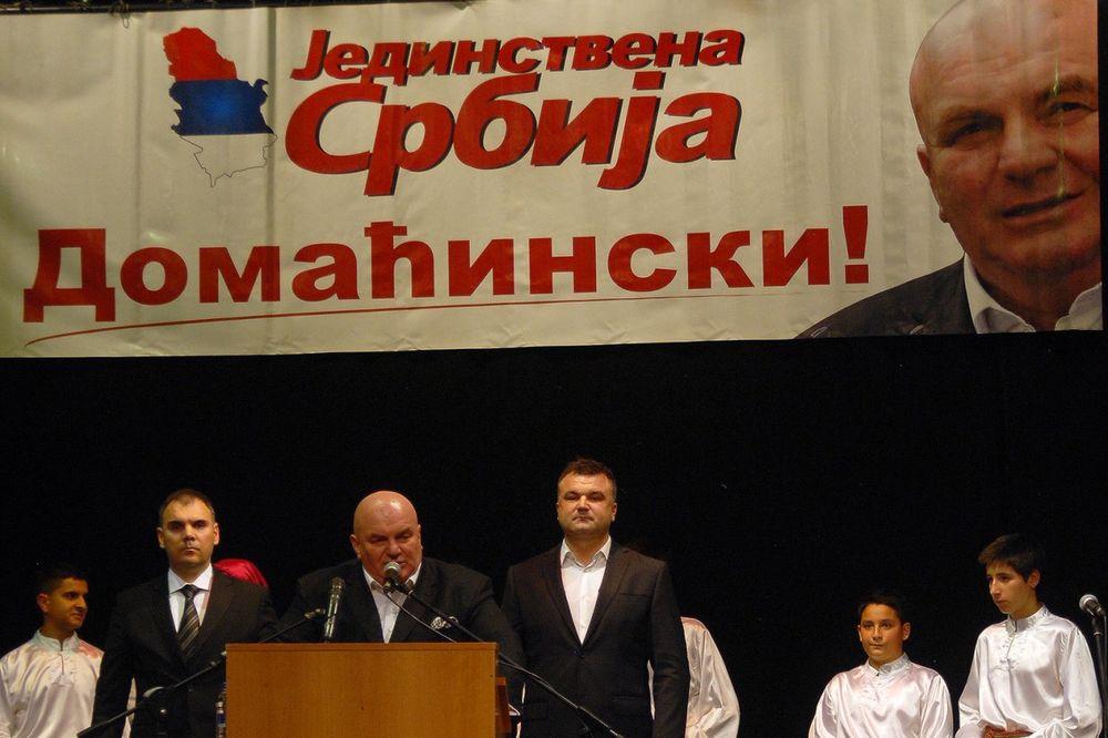 PALMA: Jedinstvena Srbija na izbore u koaliciji sa SPS-om