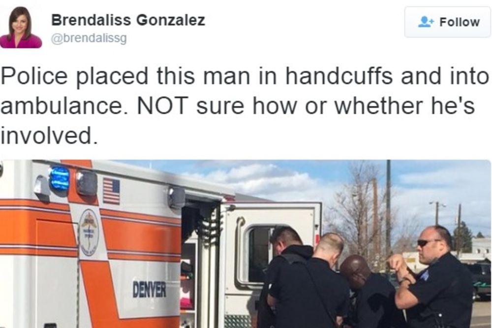 (VIDEO) TRAGEDIJA U DENVERU: Više osoba povređeno, 1 poginula u pucnjavi u Koloradu