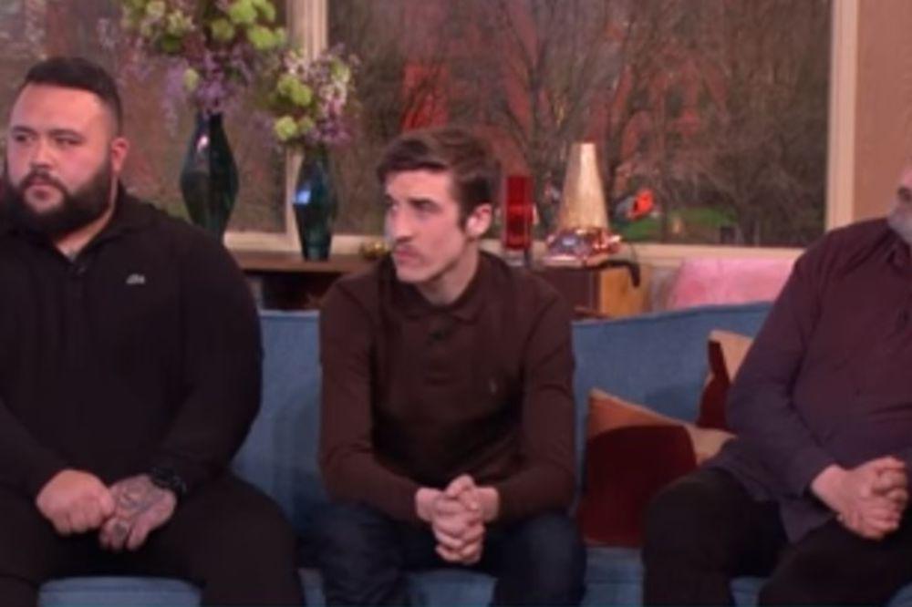 (VIDEO) NEVEROVATNO HRABRO PRIZNANJE NA TV: Ovo su muškarci koji su otkrili da imaju mikro penise!