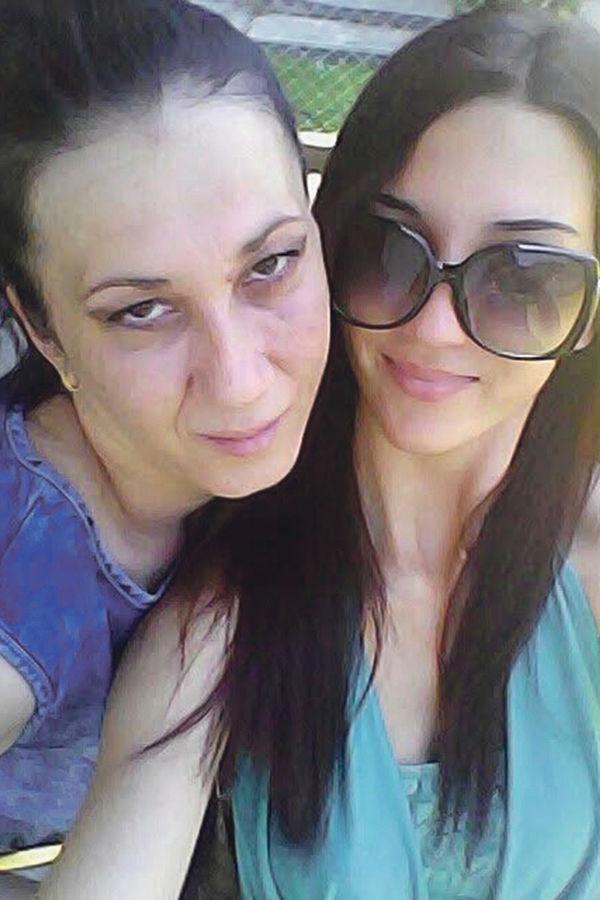Drama... Vesna Đorić sa ćerkom Biljanom