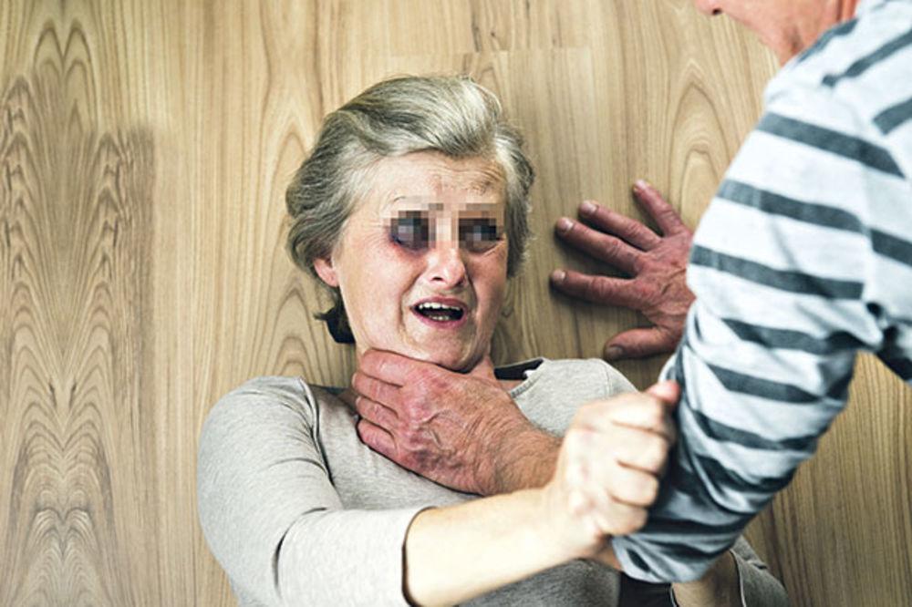 silovanje, silovatelj, monstrum, napad, nasilje, Foto Shutter