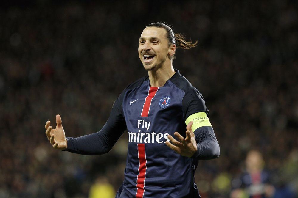 (VIDEO) PSŽ TERORIŠE IZ DOSADE: Pogledajte dve majstorije Zlatana Ibrahimovića