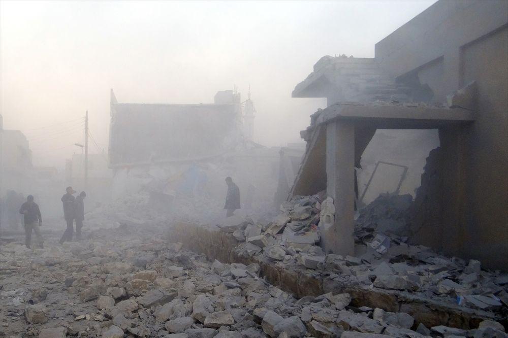 OVO JE APOKALIPSA, UGROŽENI SU ŽIVOTI MILIONA LJUDI: Bašar Al Asad kreće u finalnu bitku!