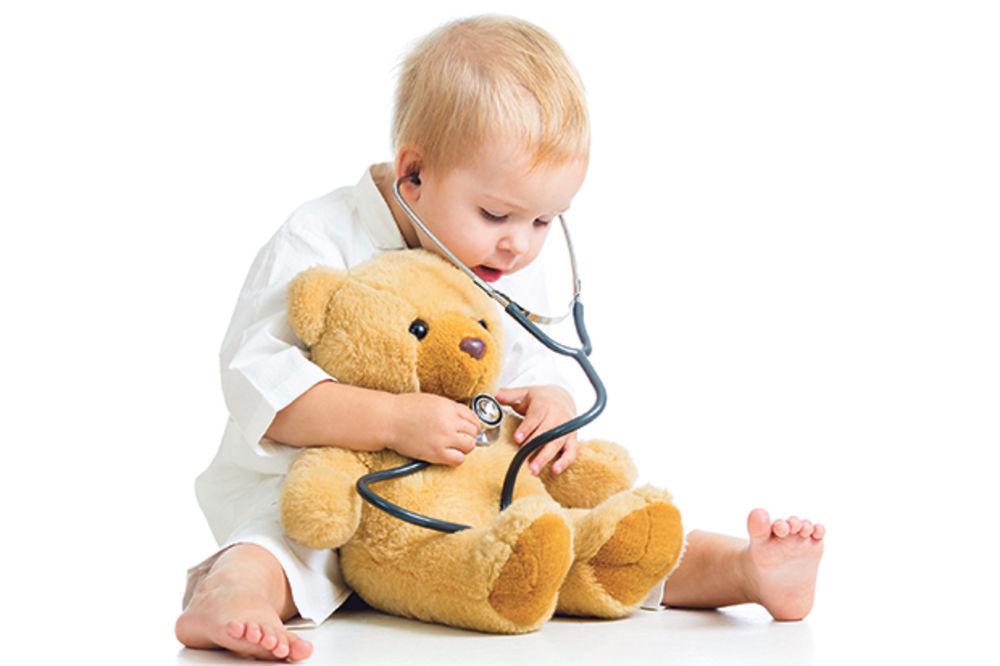 Pripremite dete za odlazak u bolnicu