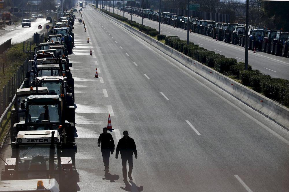 DAN KADA JE GRČKA STALA: Grci od danas u jednonedeljnom štrajku