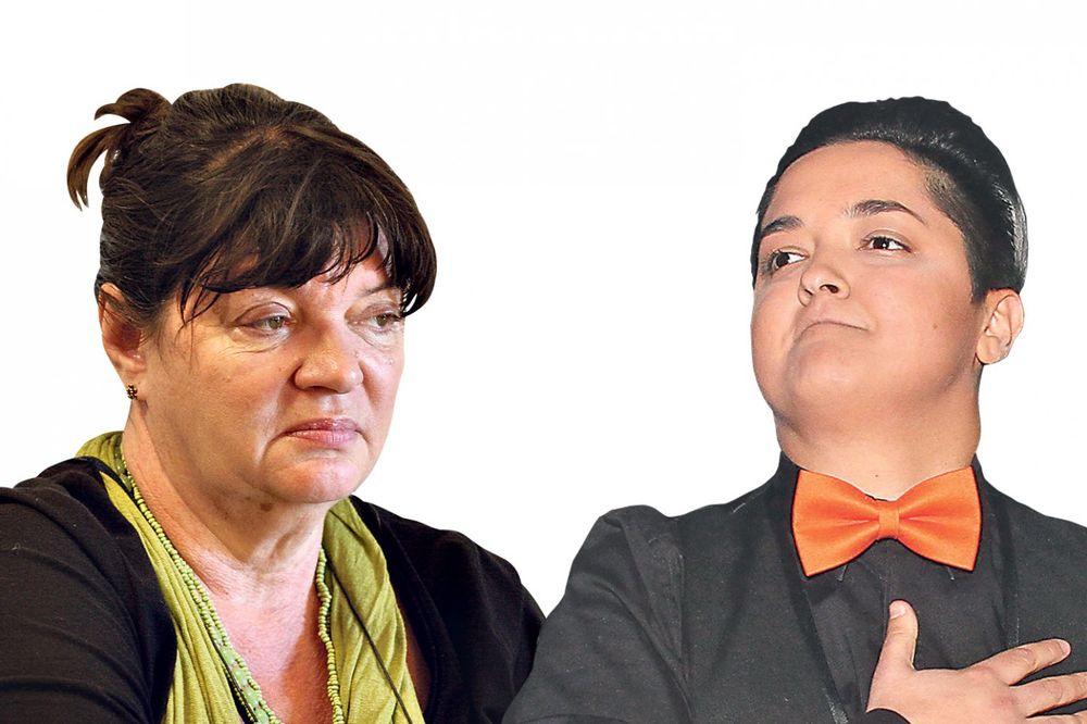POBUNA GLUMACA: Mariji Šerifović nije mesto u Narodnom pozorištu!