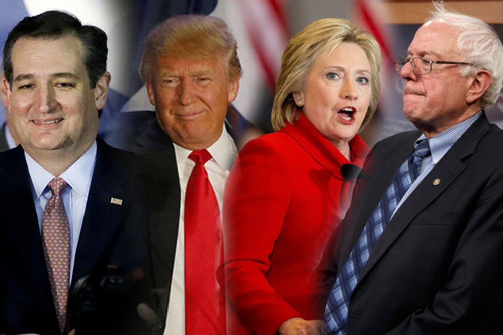 AMERIČKA SPOLJNA POLITIKA POSLE OBAME: Sanders protiv širenja NATO, Tramp uslovljava podršku EU!