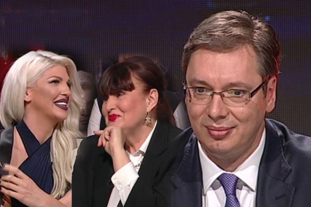 SVE ZA ŠOU! Evo kako su poznati komentarisali Karleušu, Macuru i Vučića