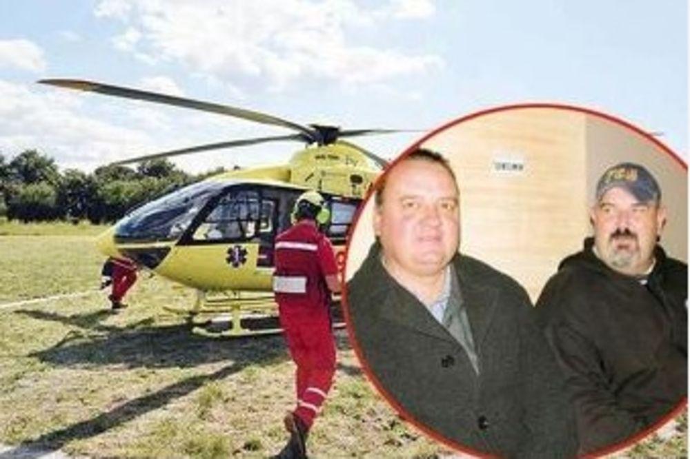 SMRŠAJ ILI UMRI: Pacijenti deblji od 95 kilograma ne mogu u helikopter hrvatske hitne pomoći!