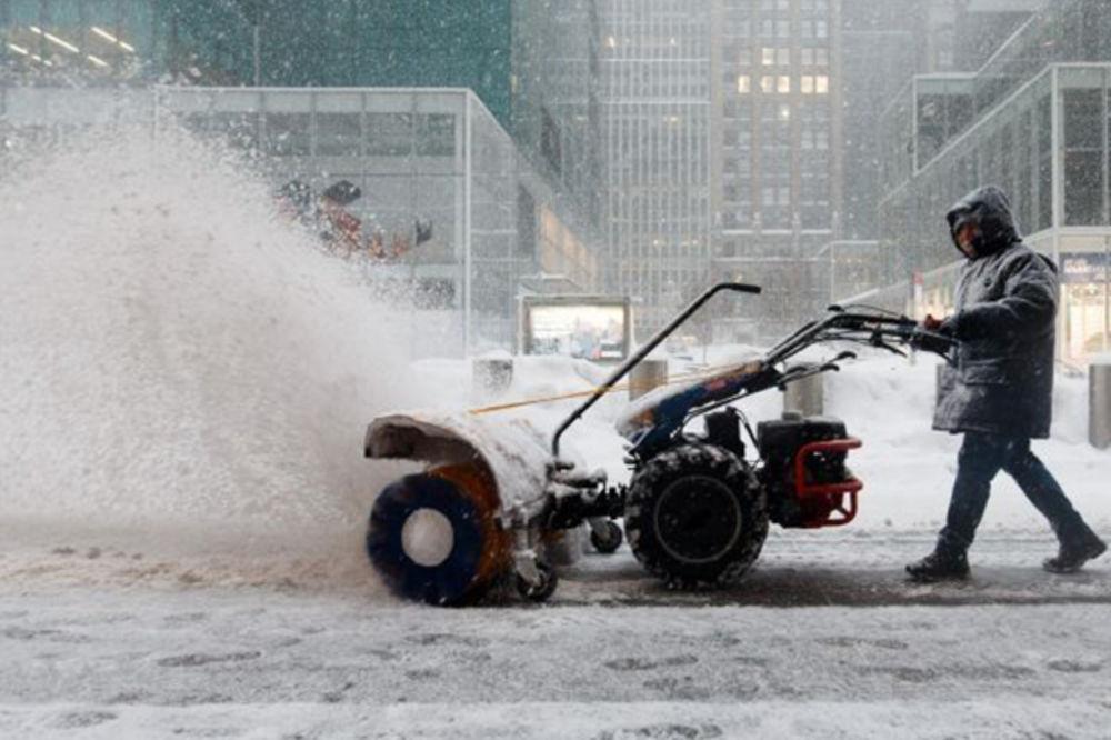 ZEMLJA SE MENJA: Hoće li sneg postati stvar prošlosti?
