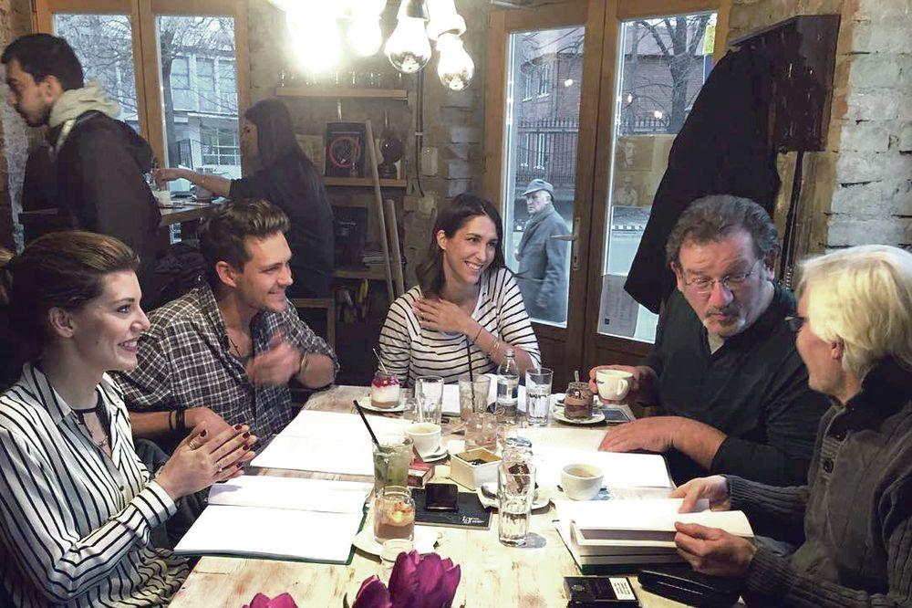 KOMEDIJA: Glumci Boda i Pele želeli bi da postanu marijači