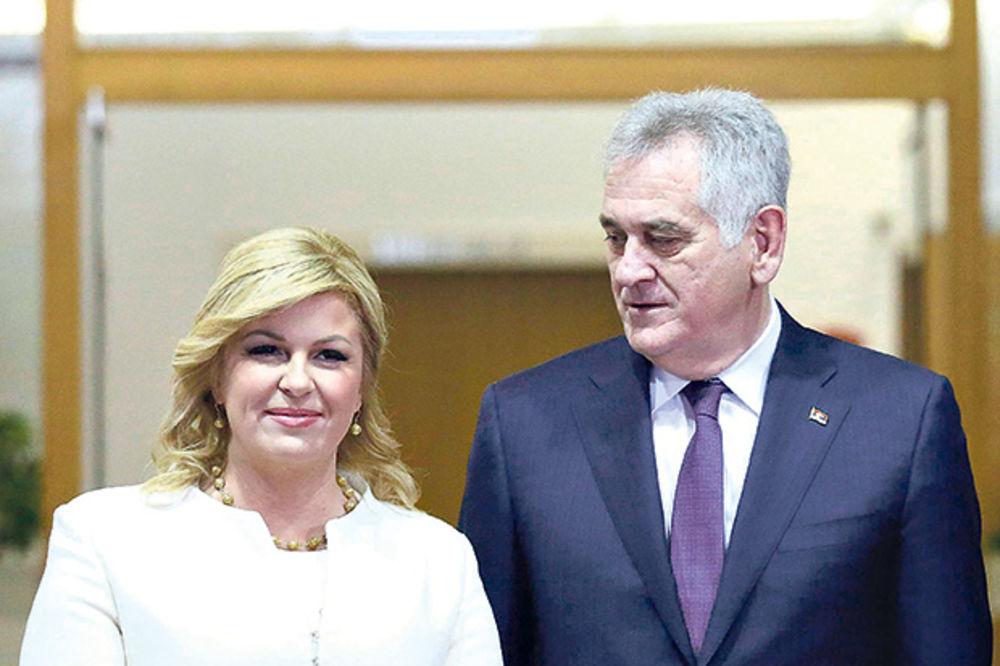 KOLINDA USLOVLJAVA: Nikolić može u Zagreb tek kad Srbija reši bar jedno otvoreno pitanje