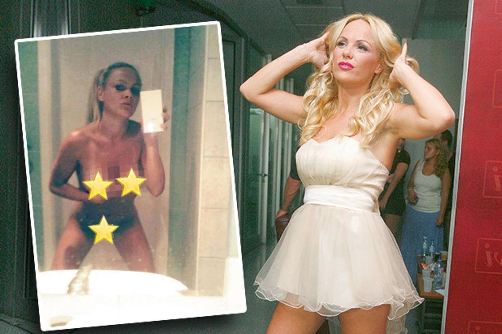 (FOTO 18+) GOLA U WC: Slađa slala porno-fotke političaru!