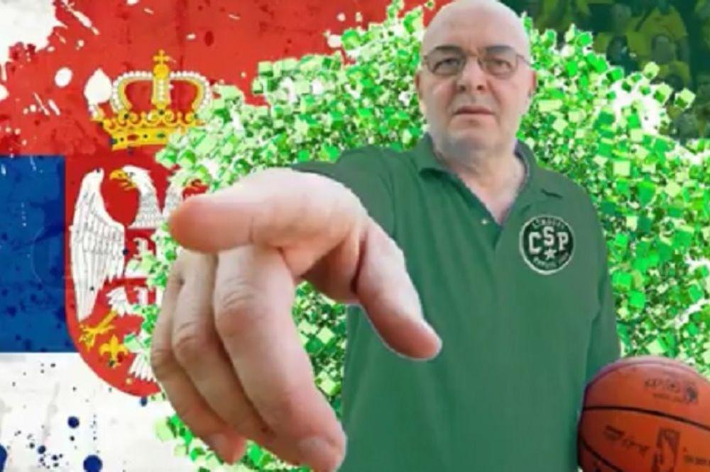(VIDEO) U LIMOŽU SKROZ ODLEPILI ZA DULETOM: Francuzi zbog Vujoševića uče srpski jezik!