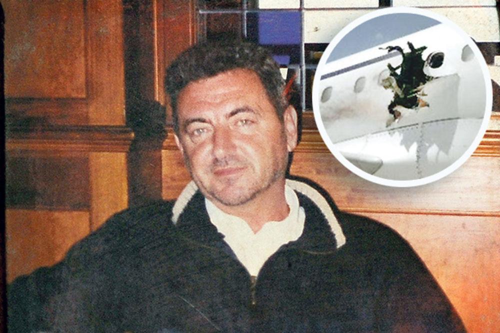POTVRĐENO: Teroristi napali avion koji je Srbin spasao
