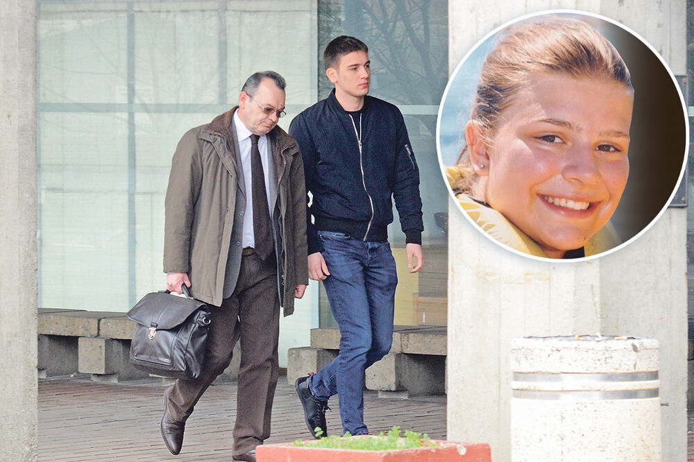 SUĐENJE ODBRANA MITROVIĆEVOG SINA: Andrea Bojanić je kriva za svoju smrt