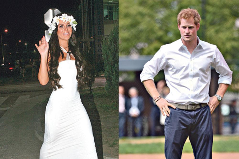 PONUDA KLADIONICA: Stanija se udaje za princa Harija!