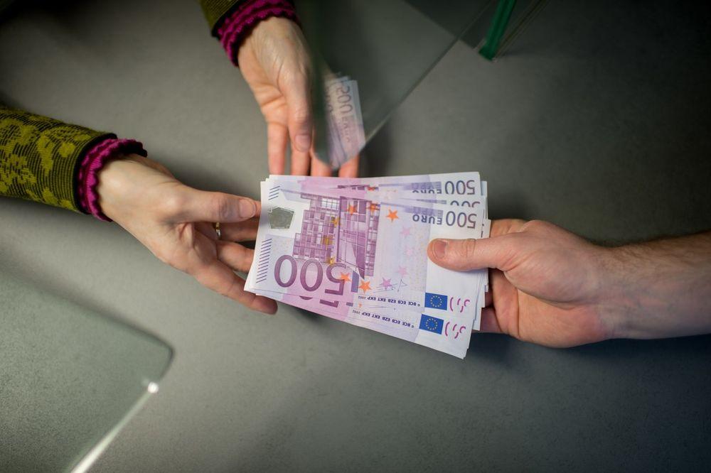 SADA I ZVANIČNO: Novčanica od 500 evra se više neće štampati, evo i zašto