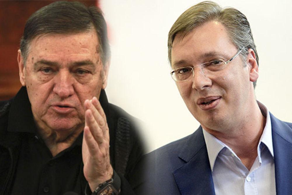 MRKA OTKRIVA: Vučić me jednom pitao šta je to imao Milošević, a ja nemam, a ja mu kažem...