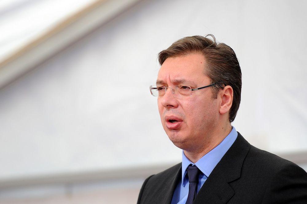 NAPAD U MINHENU: Vučić Merkelovoj uputio telegram saučešća