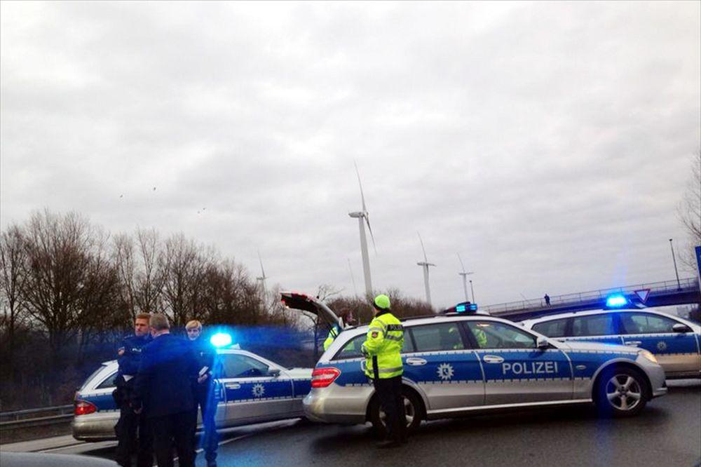 AKCIJA NEMAČKE POLICIJE: Uhapšene tri osobe za planiranje napada
