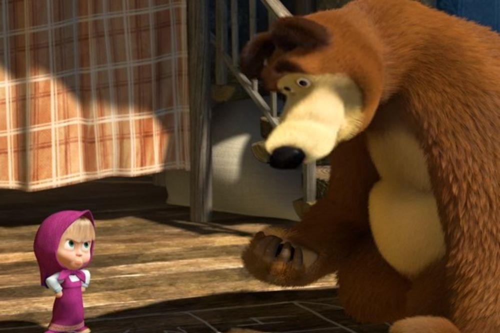 (VIDEO) OVA EPIZODA JE OSVOJILA SVET: Maša i medved ima više od milijardu pregleda na Jutjubu