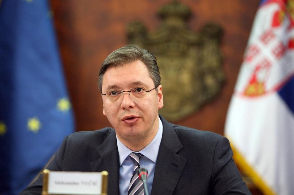 VUČIĆ: Niko ne pominje vraćanje migranata u Srbiju