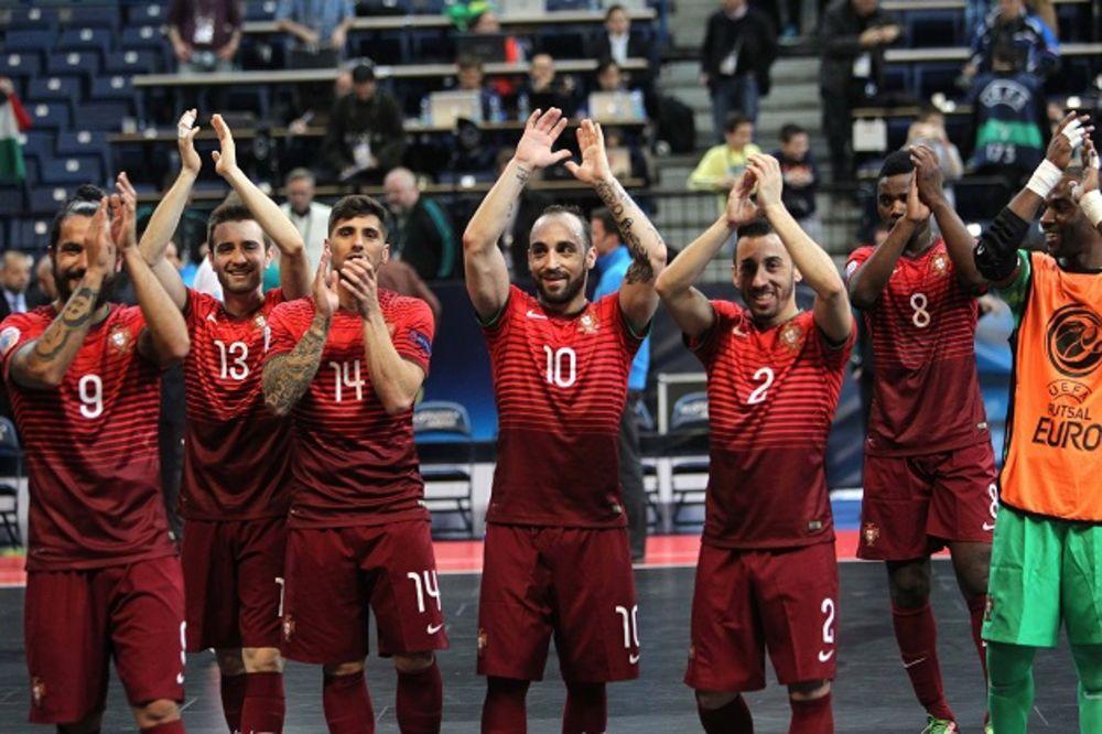 (VIDEO) BEOGRAD VIDEO RIKARDINJA: Portugal pobedio Sloveniju, Srbija u četvrtfinalu EP