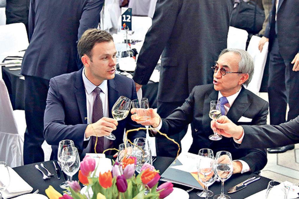 MIŠKOV MALI: Tajkunu se poklonio i gradonačelnik Beograda!