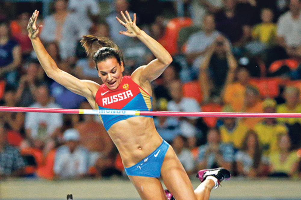 Jelena Isinbajeva: Još Rio i gotovo je