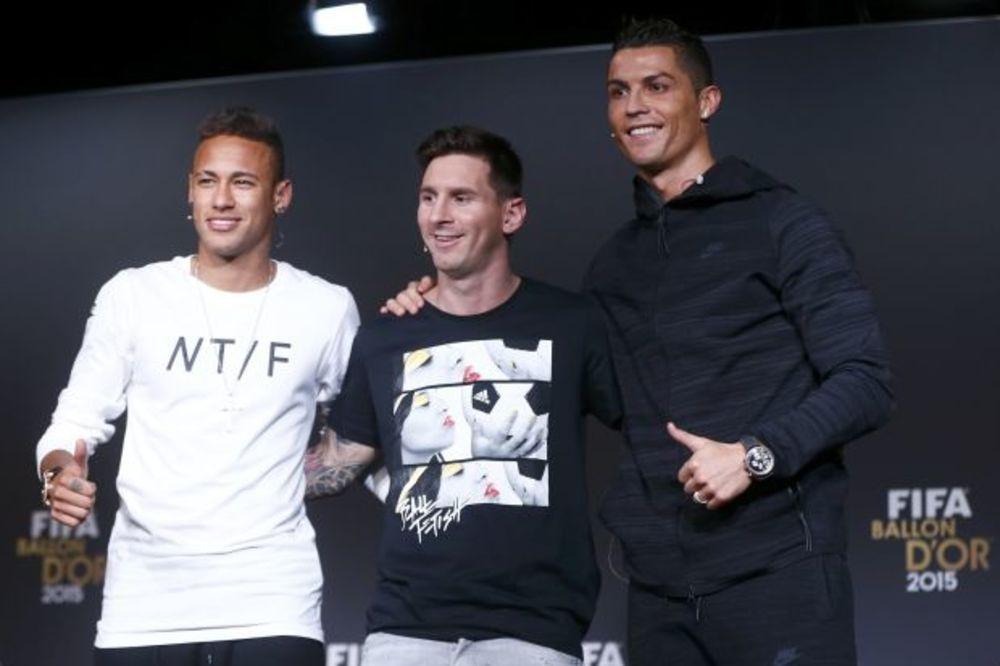 (VIDEO) KAKVA SLUČAJNOST: Na današnji dan rođena su dvojica od trojice najboljih fudbalera sveta