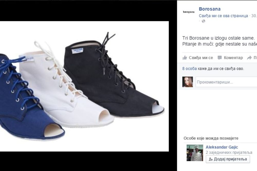 (FOTO) JUGOSLOVENI SU IH IZMISLILI PA ZABORAVILI: Ceo svet je poludeo za ovom obućom
