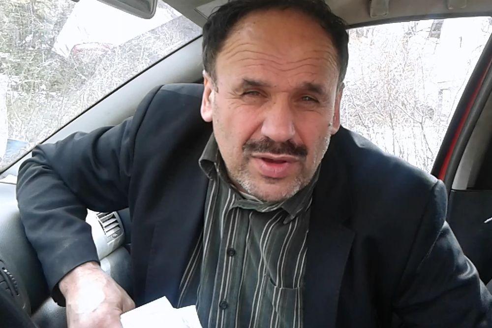 (KURIR TV) ZMAJ PRVI PUT POSLE HAPŠENJA: Sve je laž, ja sam častan i pošten građanin!