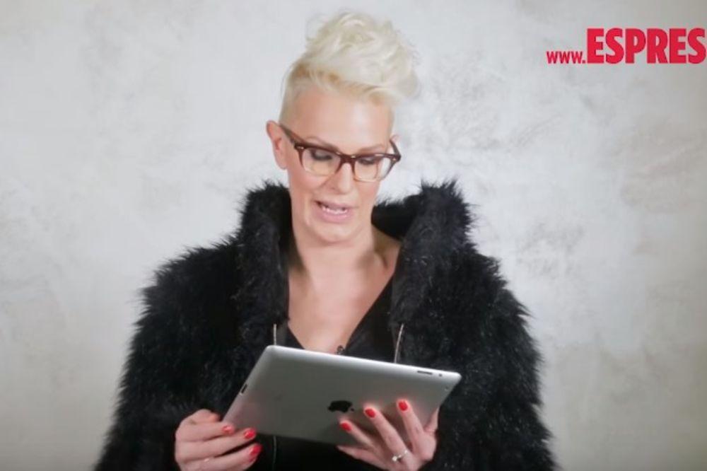 (VIDEO) ESPRESO TVITER: Evo kako je Tijanu Dapčević nasmejalo poređenje s trutom