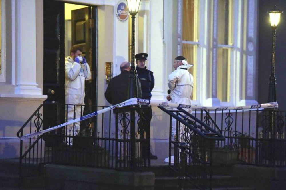 (VIDEO) OBRAČUN BANDI U DABLINU: Mafijaši upali u hotel i pucali po bokserima