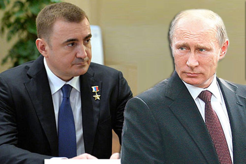 (FOTO) PUTIN PRIPREMA NASLEDNIKA: Ovaj čovek će biti novi vladar Rusije!