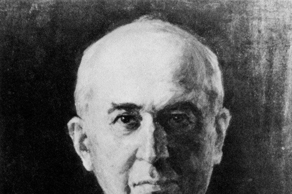 ZABORAVLJENI SRPSKI GENIJE Jedini trag da je Milutin Milanković živeo u Beogradu je njegov bor