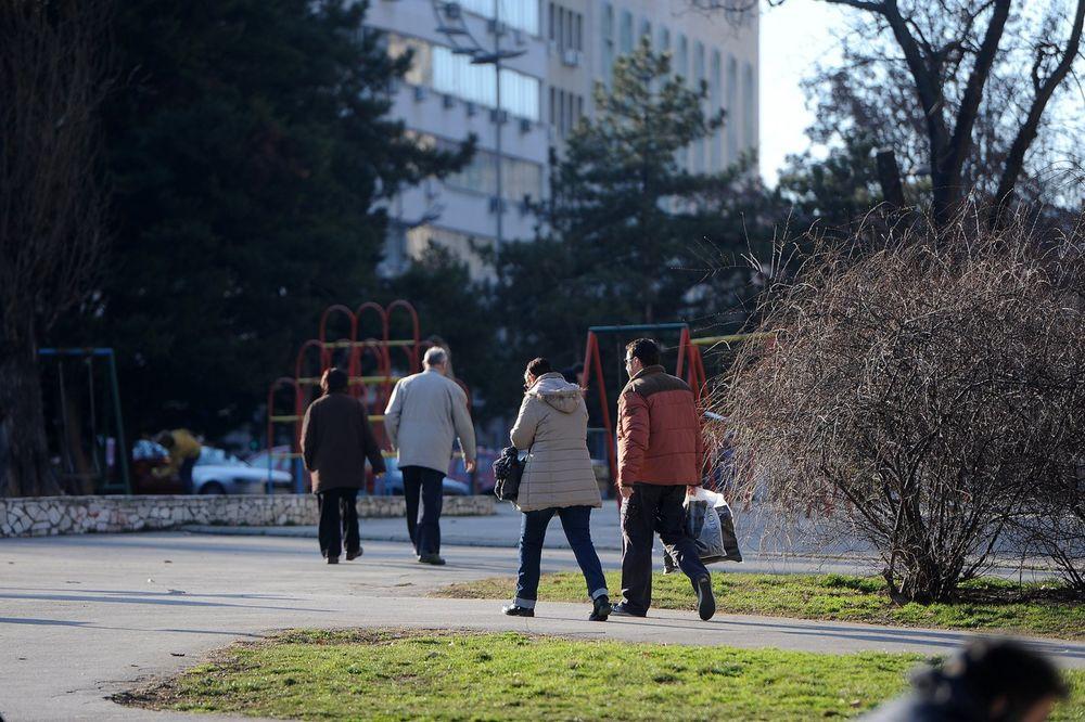 ZUBATO SUNCE: U Srbiji danas hladno, spremite se za SNEG!