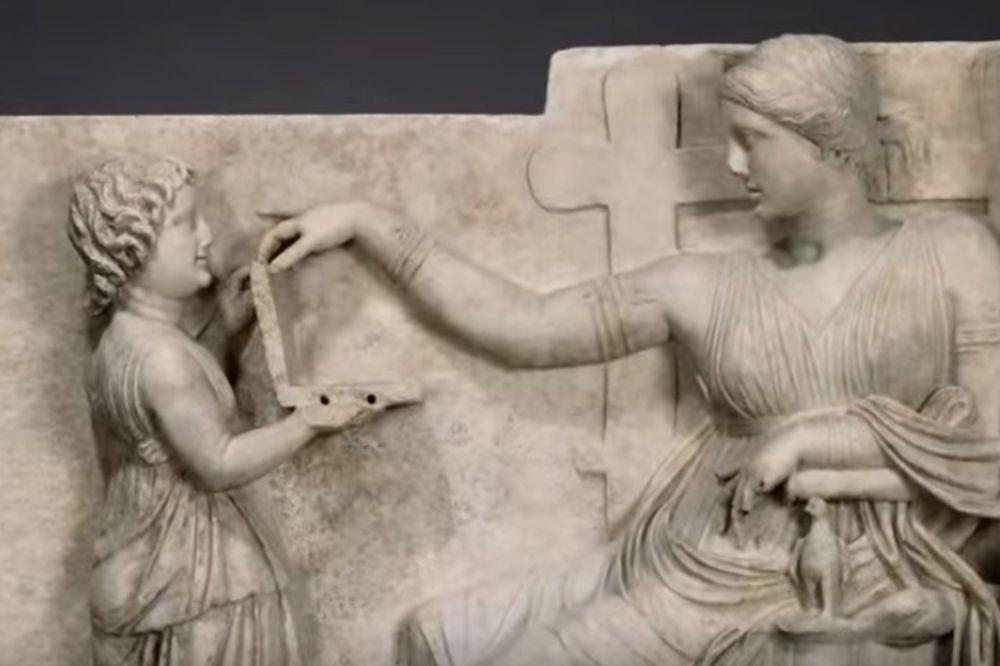 (VIDEO) NAJSUMANUTIJA TEORIJA ZAVERE IKADA: Stari Grci su koristili laptop, dokaz je ova skulptura!