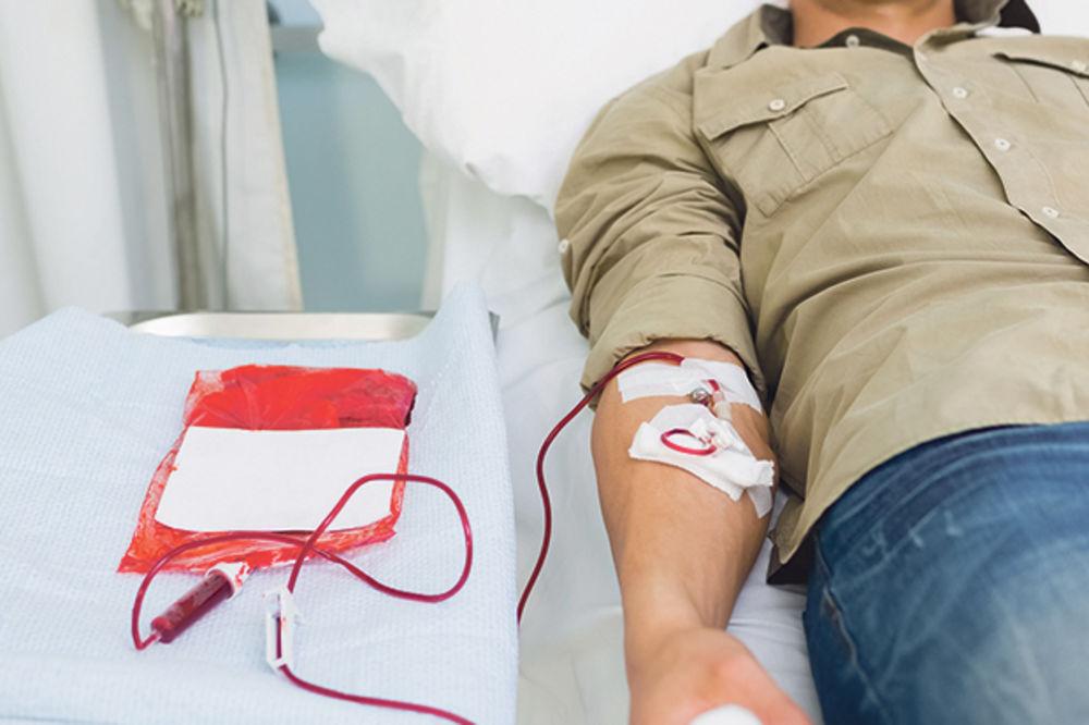 HUMANI MILIJA JOVANOVIĆ: Dao 75 litara krvi i poklonio 15 života