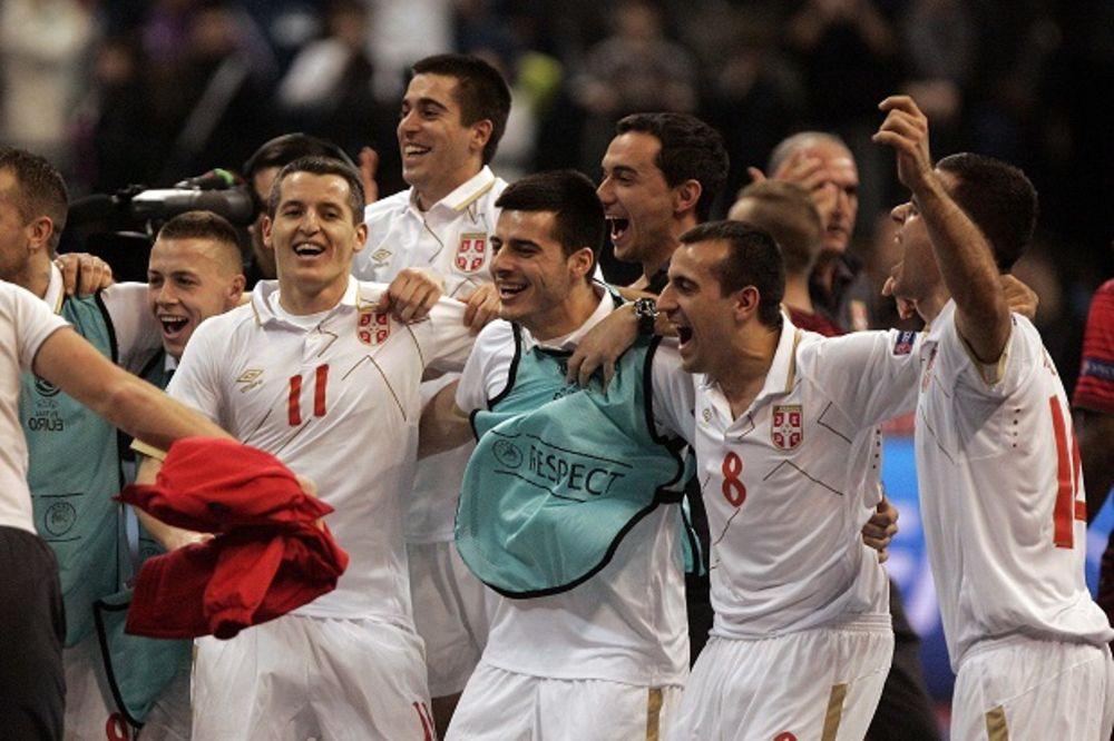 EP, Arena, futsal, Srbija, Portugal, Foto: Saša Pavlić