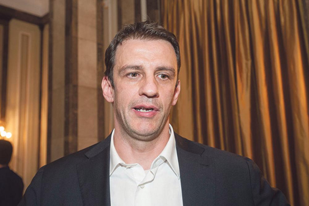 OŠTRA REAKCIJA PREDSEDNIKA ZVEZDE Jelenić: Trazićemo zaštitu VSS, OKS i Ministarstva sporta