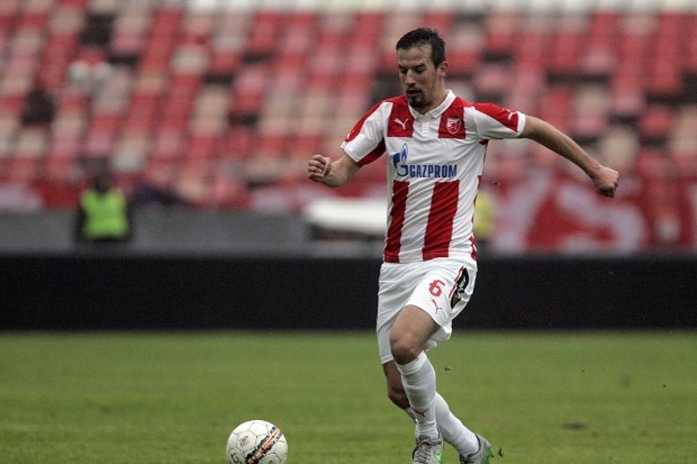 VELEOBRT: Vukašin Jovanović ne ide u Zenit, već ostaje u Zvezdi